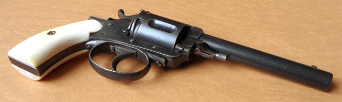 Quel calibre pour ce vieux revolver ? 7000110