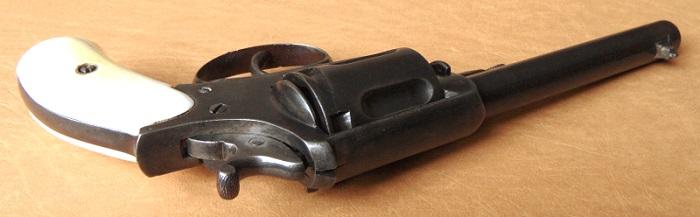 Quel calibre pour ce vieux revolver ? 7000310