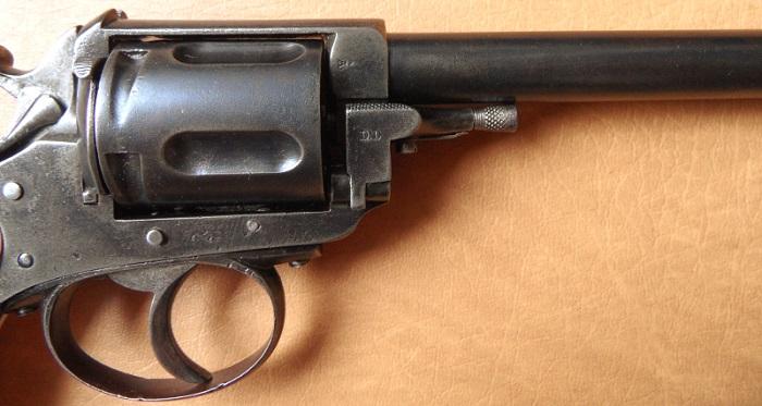 Quel calibre pour ce vieux revolver ? 7000910