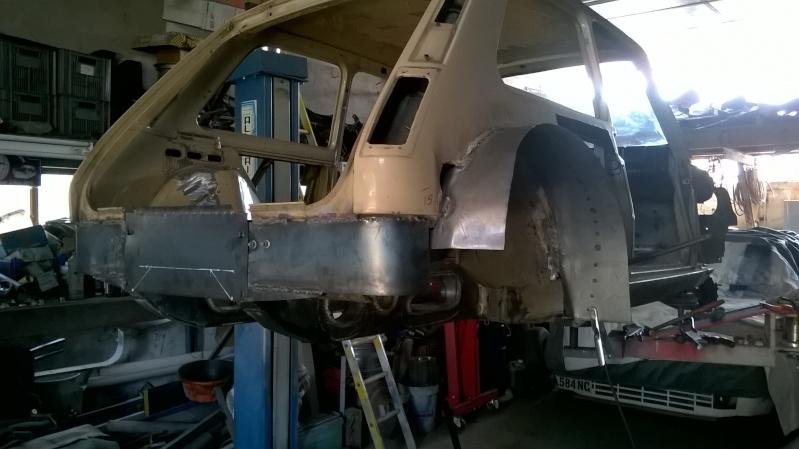 Construction d'une 5 Turbo - Page 3 Wp_20111