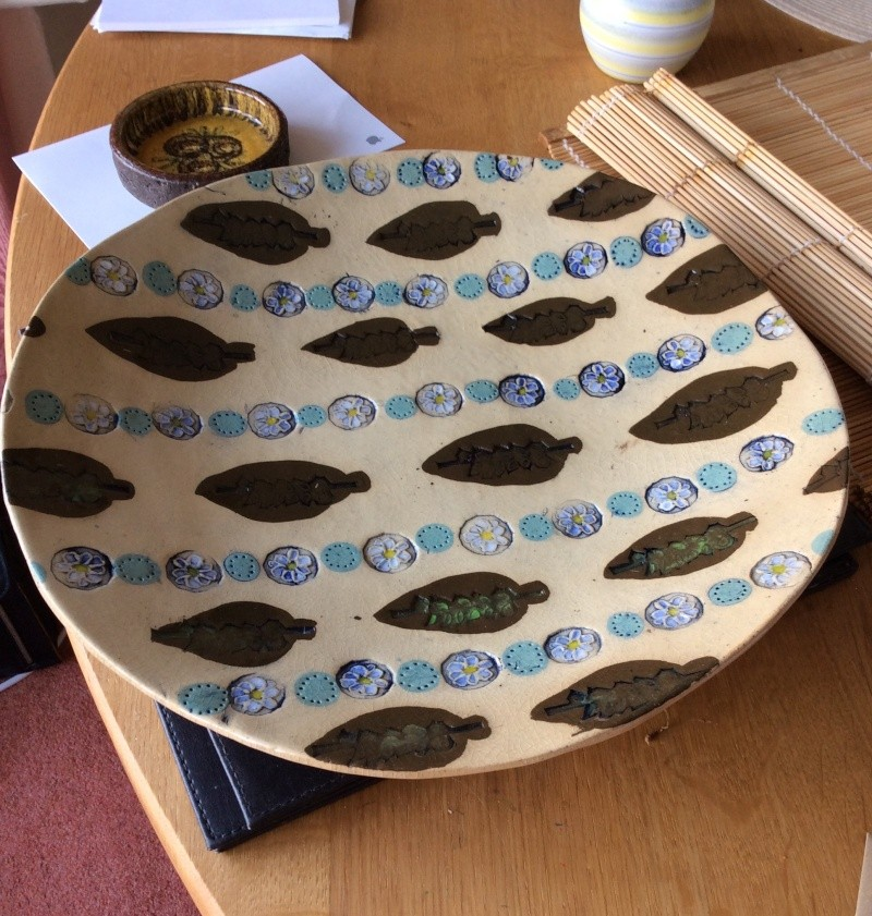 Love this. Amateur large plate. Image40