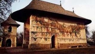 LES EGLISES DE MOLDAVIE Church11