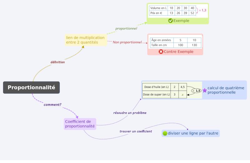 logiciel de mind mapping Propor11