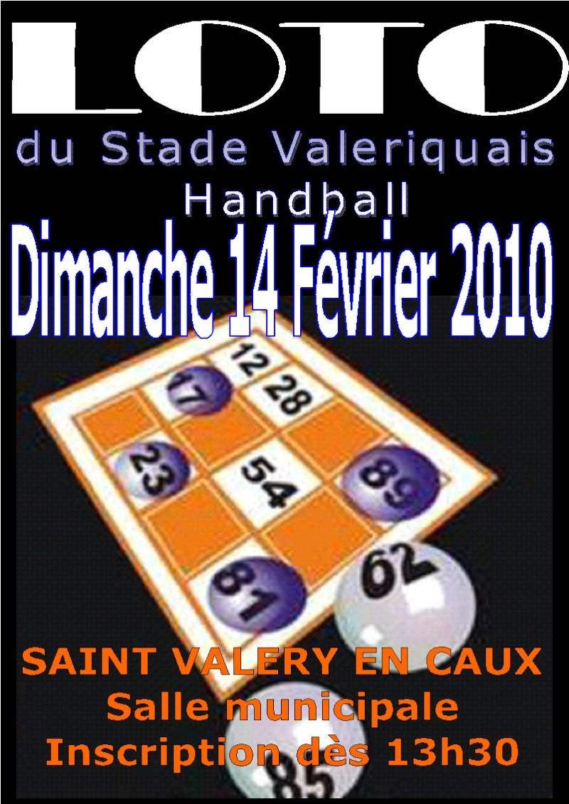 STADE VALERIQUAIS HANDBALL Loto_212