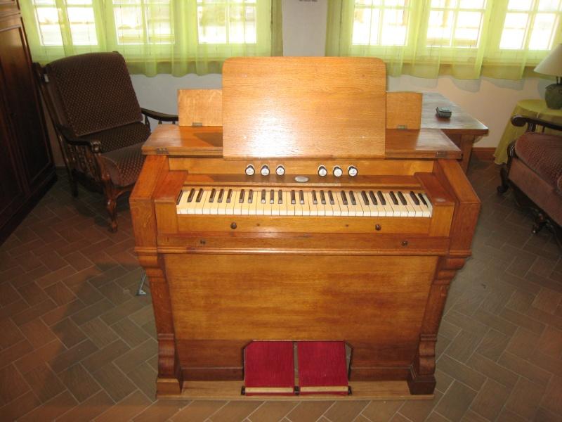 Mon harmonium H210