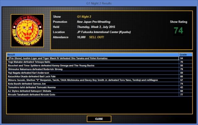 TBK Books NJPW G1_nig13