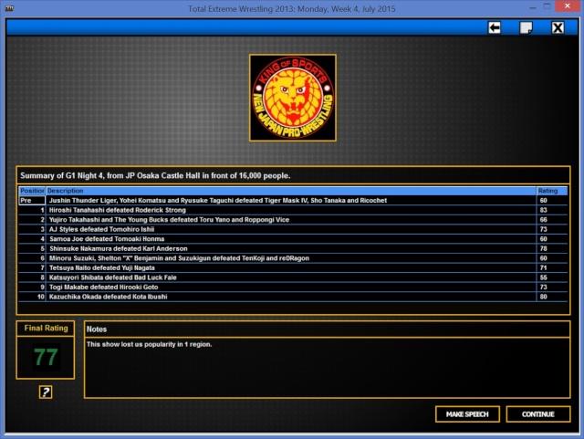 TBK Books NJPW G1_nig15