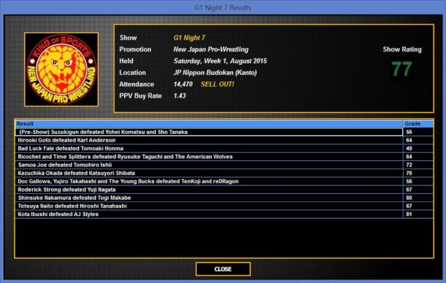 TBK Books NJPW G1_nig18