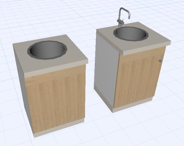 muebles de cocina, no se ven los tiradores en 3d Captu141