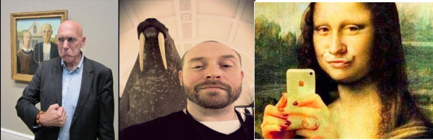 Making the art of selfie a big attraction in museums Tempo310