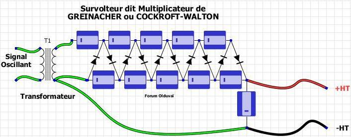 Un projet de compteur geiger à transistors Survol10