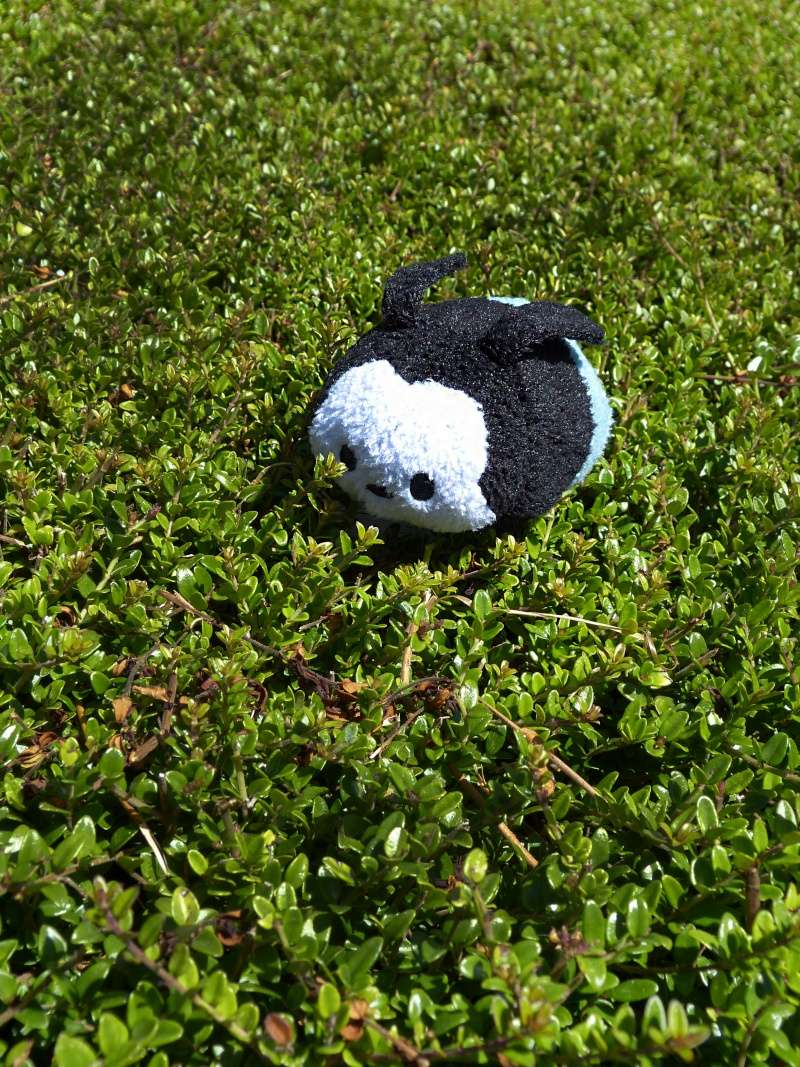 Concours : mettez en scène votre ou vos Tsum-Tsum ! ^^ - Page 11 Oswald11