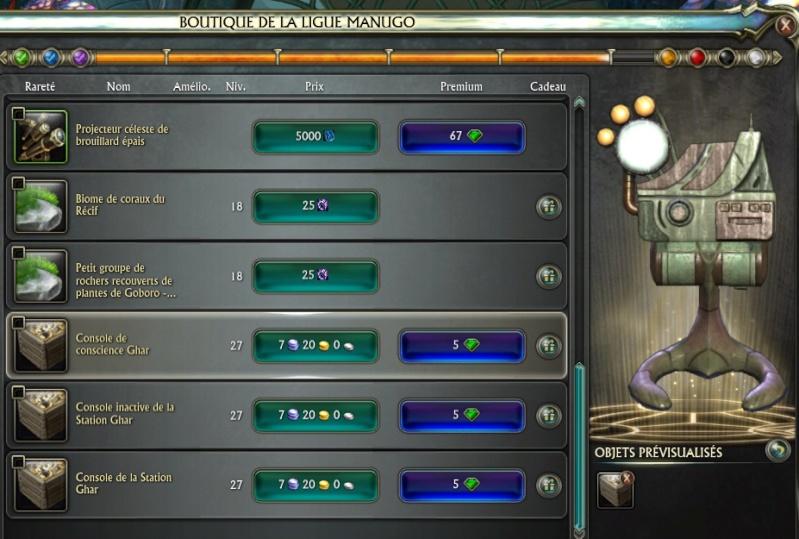 Nouveaux objets de la 3.3 Manugo10