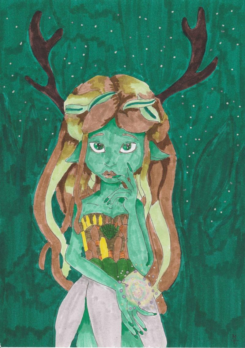 Ma famille de BJD (Souldoll, Fairyland, Raccoon doll) bis - Page 44 49813510