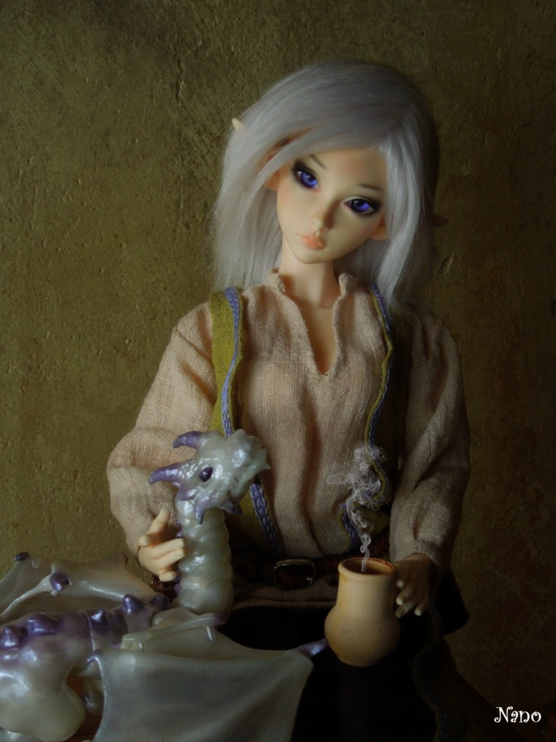 Ma petite famille de BJD (Souldoll, Fairyland, Raccoon doll) - Page 27 Dscn7922