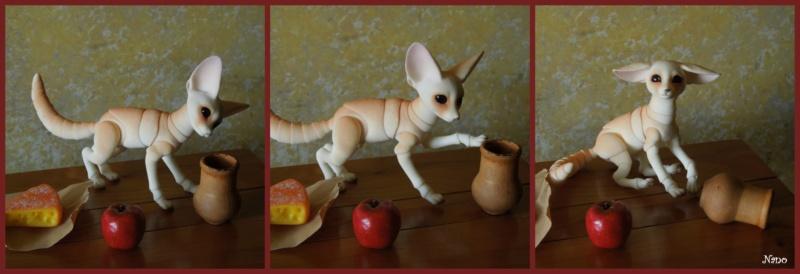 Ma petite famille de BJD (Souldoll, Fairyland, Raccoon doll) - Page 37 Pixie13