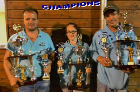 Trophée Triplette Mixte à Evron Dario10