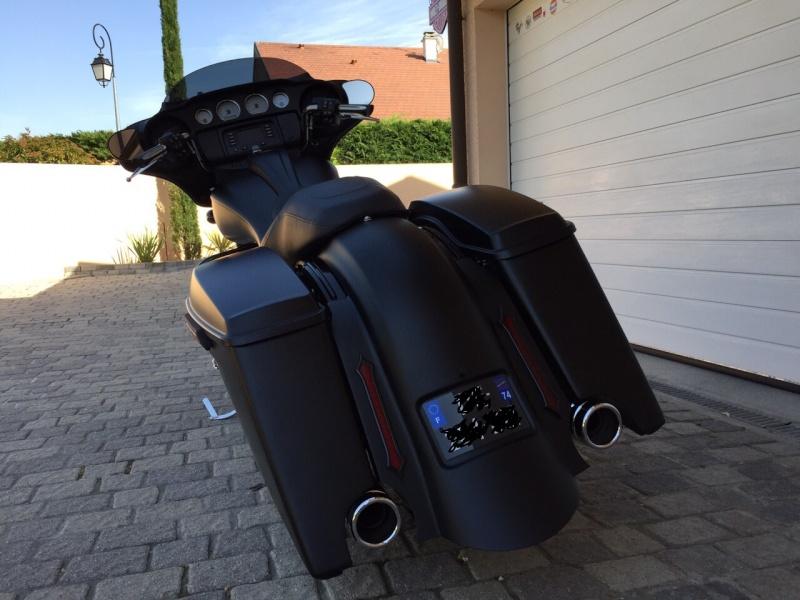 préparation bagger sur street glide 2014 - Page 2 313