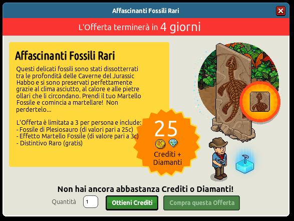 """[ALL] Offerta """"Affascinanti Fossili Rari"""" - Fossile Plesiosauro Scher135"""