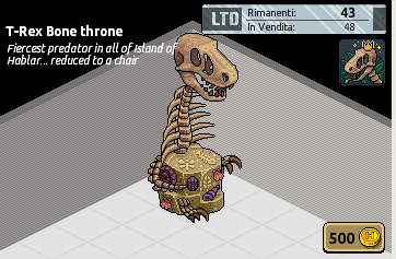 [ALL] Trono d'Ossa T-Rex LTD con Badge! - Pagina 3 Scher208