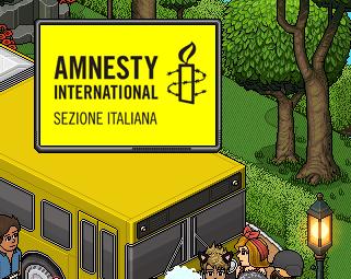 [IT] 7 Jul Amnesty International - Difesa delle persone Scher281