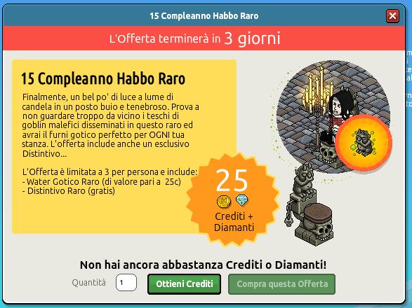 [ALL] 15° Compleanno Habbo Raro - Water Gotico Scher292