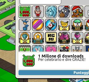 [ALL] Badge 1 Milione di download su Habbo per Android - Pagina 2 Scher369