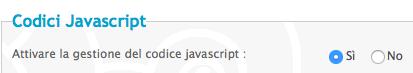 I codici Java Script non funzionano più Scher474