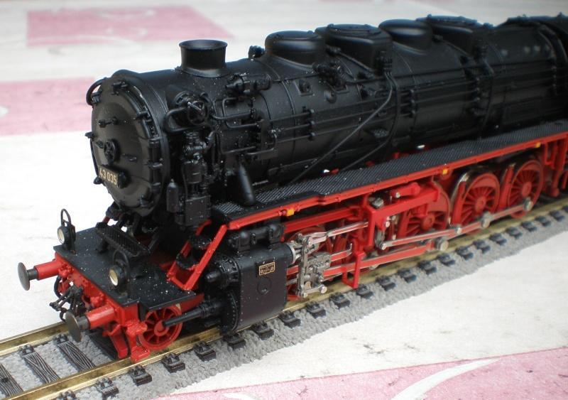 Lok 43 035 in Spur HO - eine Aufarbeitung 43_03515