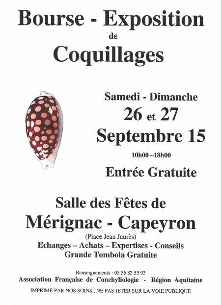 2015 Bourse de Mérignac - 26 & 27 Septembre Expo_m11