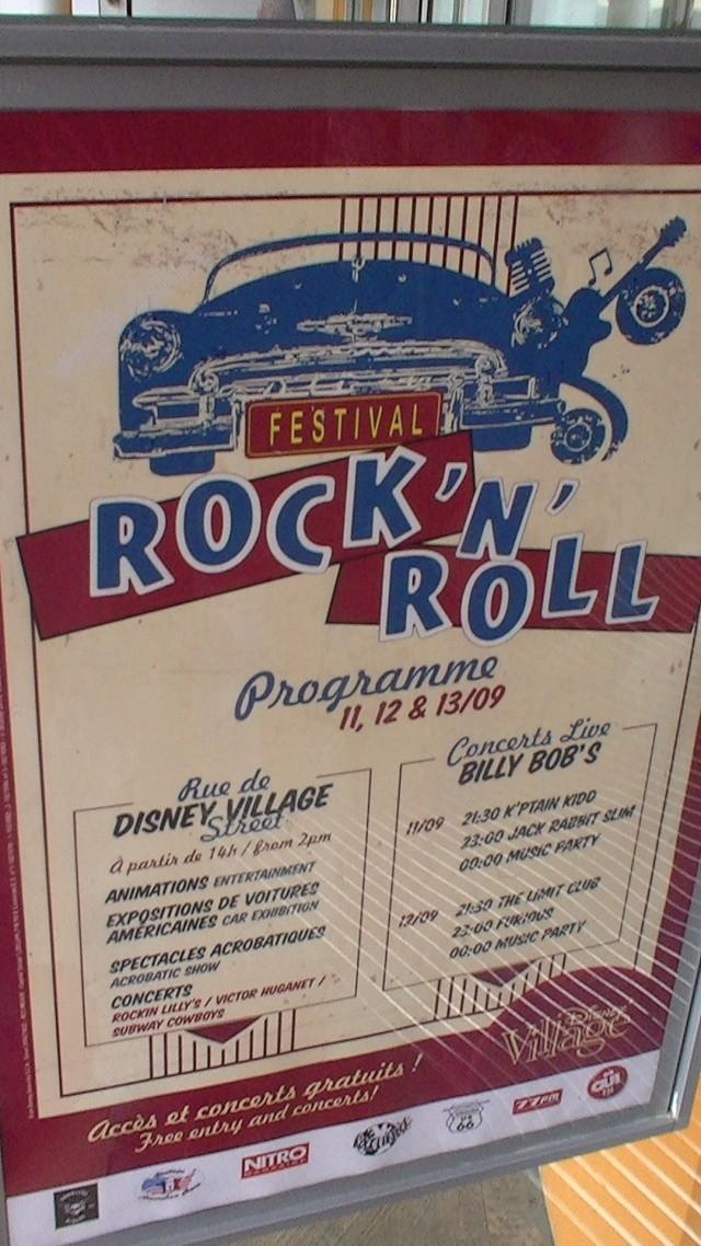 Vidéos de concerts et événements à Disney Village Pic_3610
