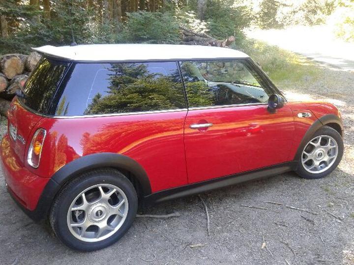 [Minus16] mini Cooper S 20150715