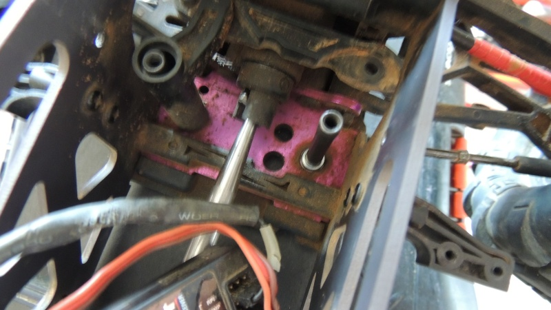 Le Flux HP de Gosraider, Kit différentiel central Alza Racing, Combo Castle Mamba X  - Page 6 Dscn4013