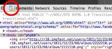 Come emulare la versione mobile sul web Scherm28