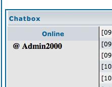 Problema alla ChatBox Scherm32