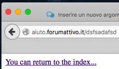 Hashtag hashtag su Forum dei Forum: Aiuto per Forumattivo Scherm34