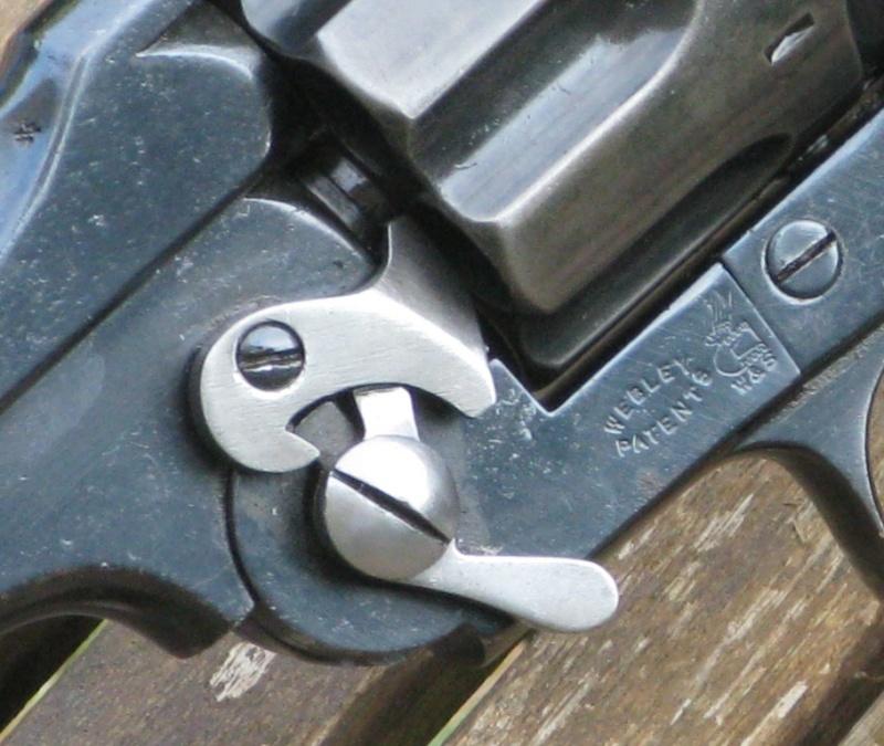 """Webley-Green Army Revolver, cal. .455/.476, à canon de 6"""" Img_7324"""