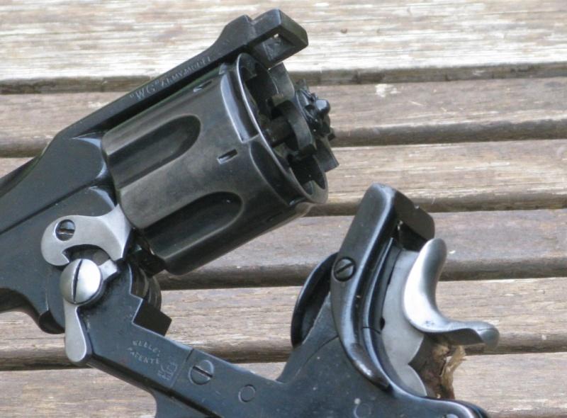 """Webley-Green Army Revolver, cal. .455/.476, à canon de 6"""" Img_7332"""