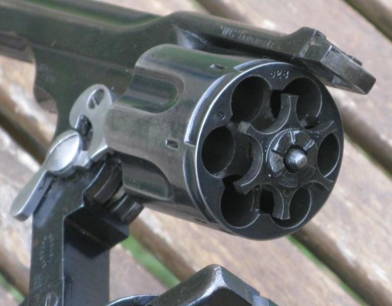 """Webley-Green Army Revolver, cal. .455/.476, à canon de 6"""" Img_7333"""