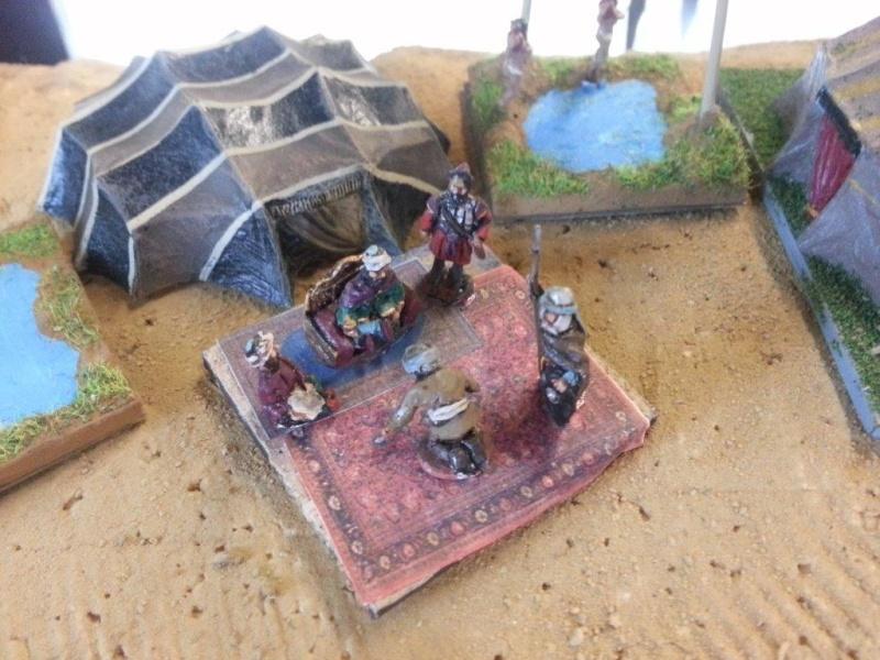 L'assedio di Gerusalemme (prima parte) - 20-24 settembre 1187 d.C. Assedi10