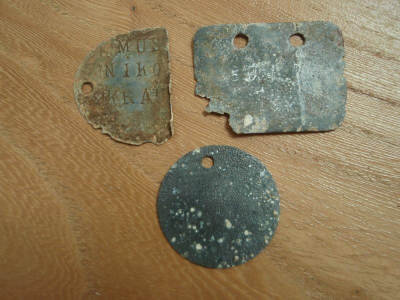 Quelques plaques allemandes _57_1611