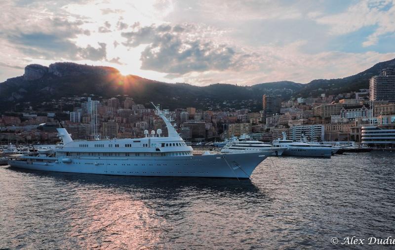 Au port de Monaco P8220410