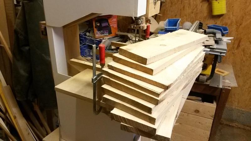 [Fabrication] Scie à ruban en bois - Page 12 20140311