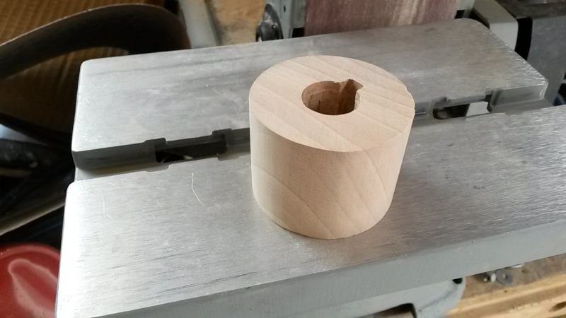 [Fabrication] Scie à ruban en bois - Page 11 20150714