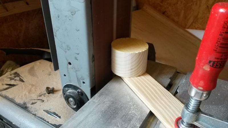 [Fabrication] Scie à ruban en bois - Page 12 20150721