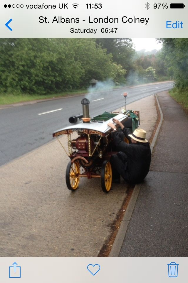 St Albans - Brighton 80 mile road run for Parkinson's UK - 13th June Img_3812