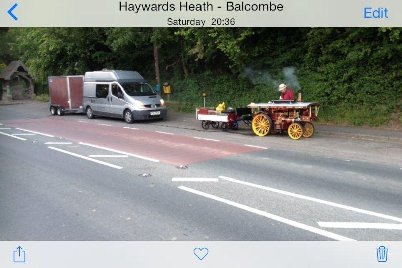 St Albans - Brighton 80 mile road run for Parkinson's UK - 13th June Img_3913