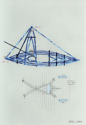 Cartes en bâtonnets et art contemporain (ou plus ancien) Adrian12