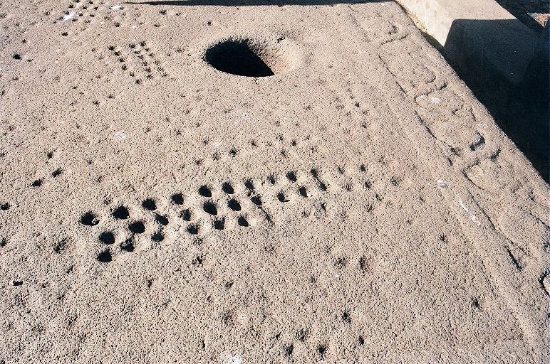 Scottish Story 1: Rock art sur le site préhistorique de Kilmartin en Ecosse. Aksumg10