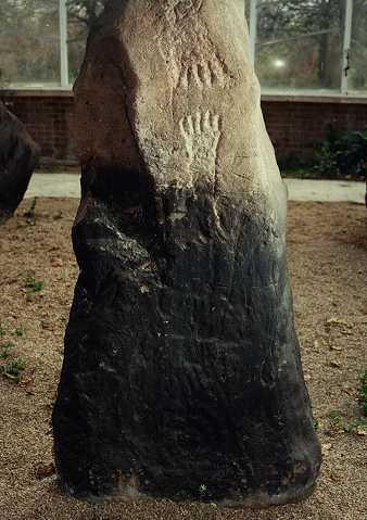 Scottish Story 1: Rock art sur le site préhistorique de Kilmartin en Ecosse. Calder10